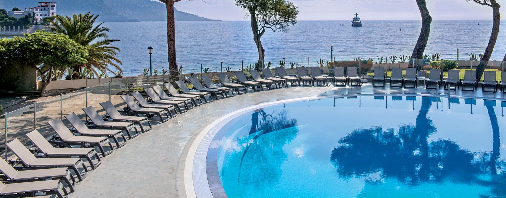 Vue piscine Delcloy