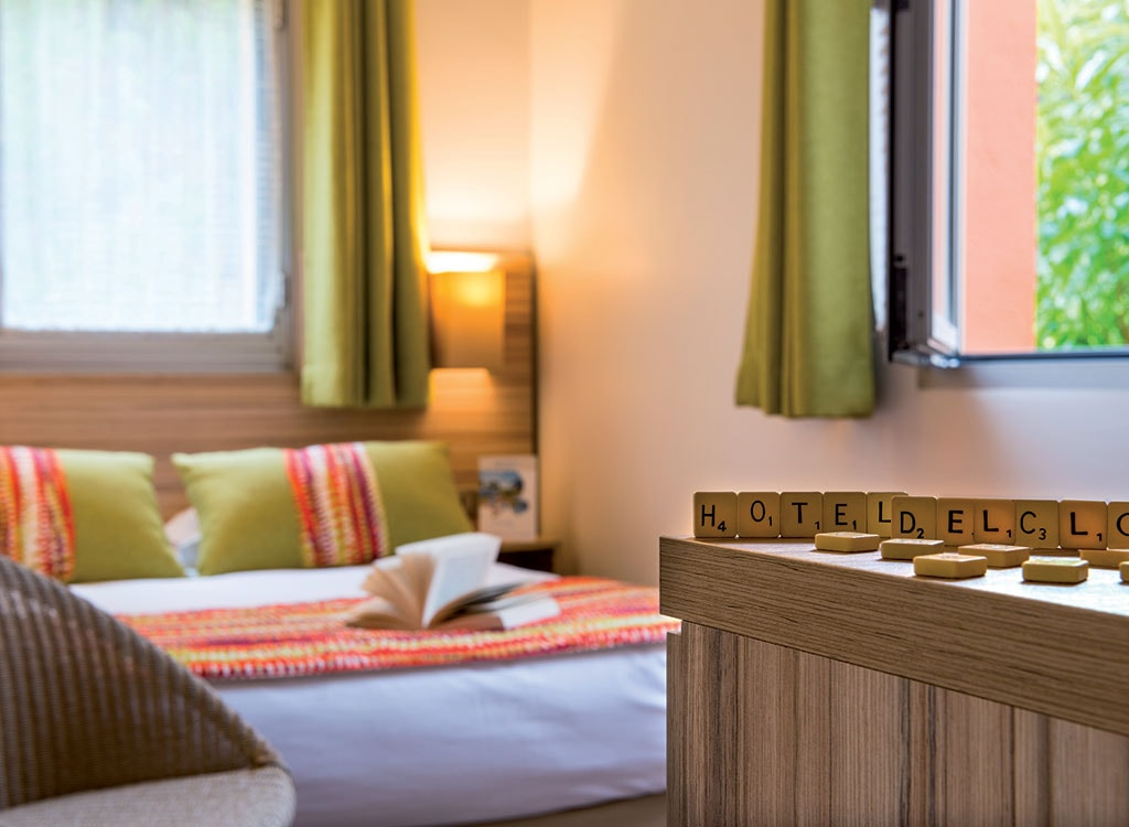 Chambre individuelle h tel 3 toiles delcloy au cap ferrat for Vacances solo sans supplements chambre individuelle