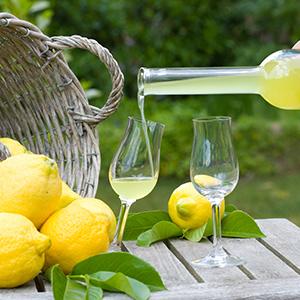 Limoncello boisson Saint Jean Cap Ferrat