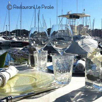 Restaurant Le Pirate Cap Ferrat